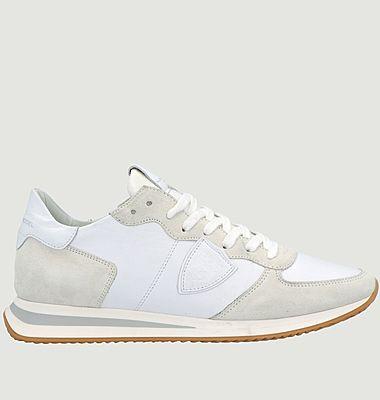 Sneakers en cuir de veau TRPX