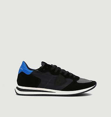 Sneakers daim et nylon TRPX
