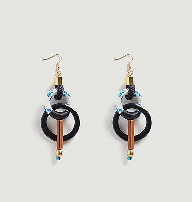 Boucles d'oreilles Bossa Nova