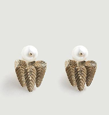 Boucles d'oreilles Demeter