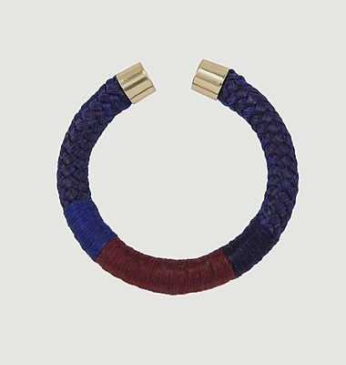 Bracelet jonc Moraka