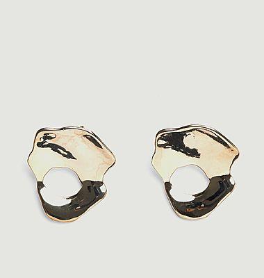 Boucles d'oreilles Abalone