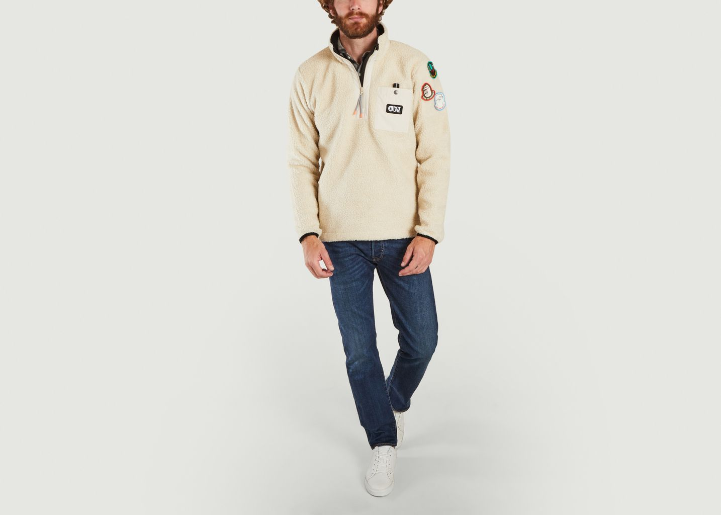 Polaire Wooden 1/4 - Picture Organic Clothing