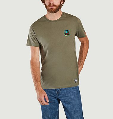 T-shirt Mauro Gatti Badge Tree