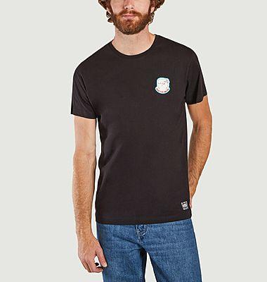 T-shirt Mauro Gatti Badge Bear