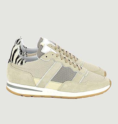 Sneaker Vida Zebra