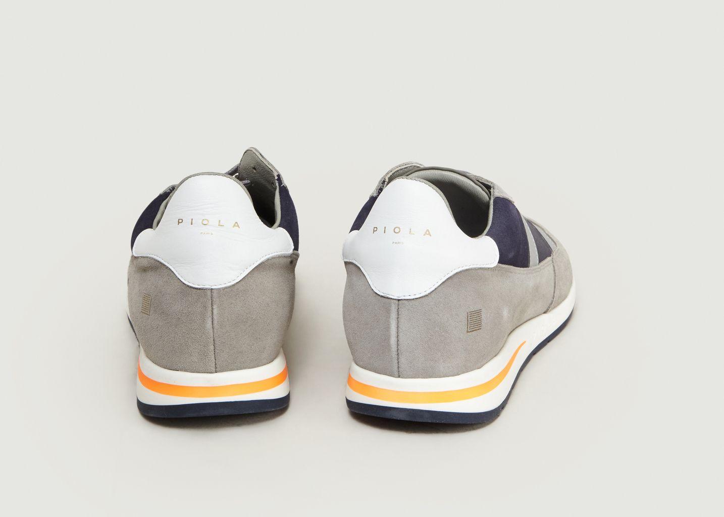 Sneakers De Running Vida - Piola