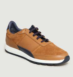 Sneakers En Cuir Callao