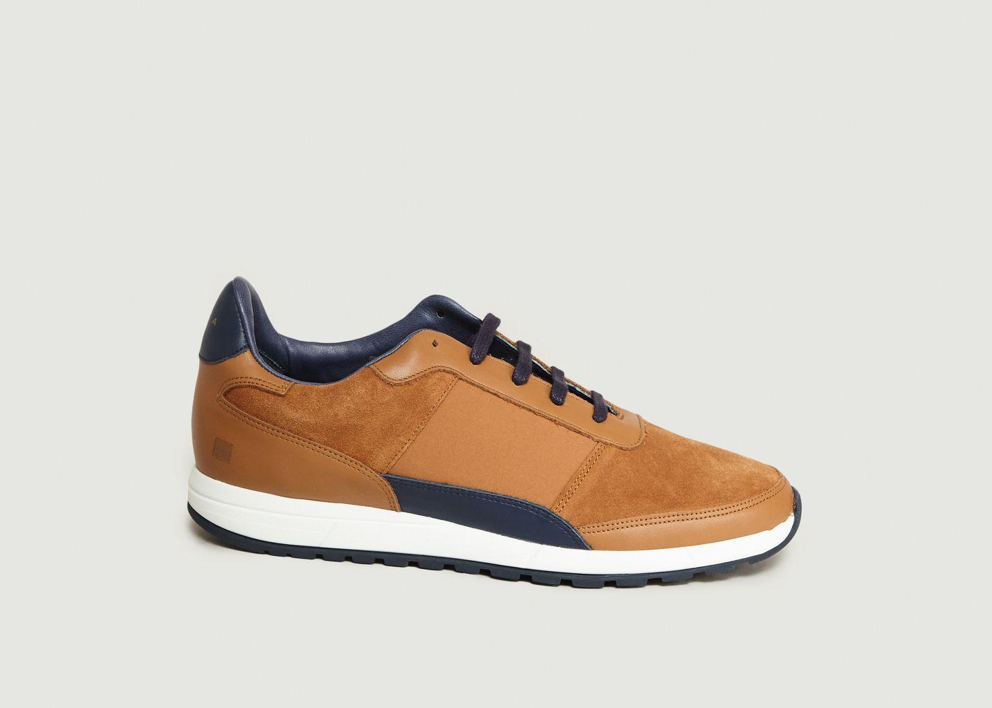 Sneakers En Cuir Callao - Piola