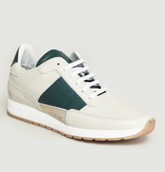 Callao Leather Trainers
