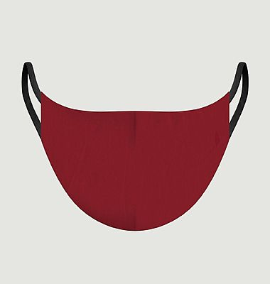 Plain fabric Mask
