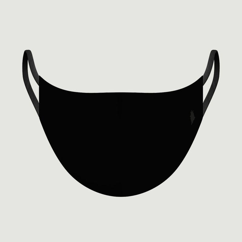 Masque en tissu uni - Pôdevache
