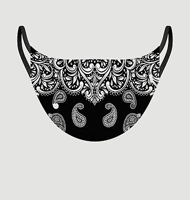 Gangster Bandana fabric mask