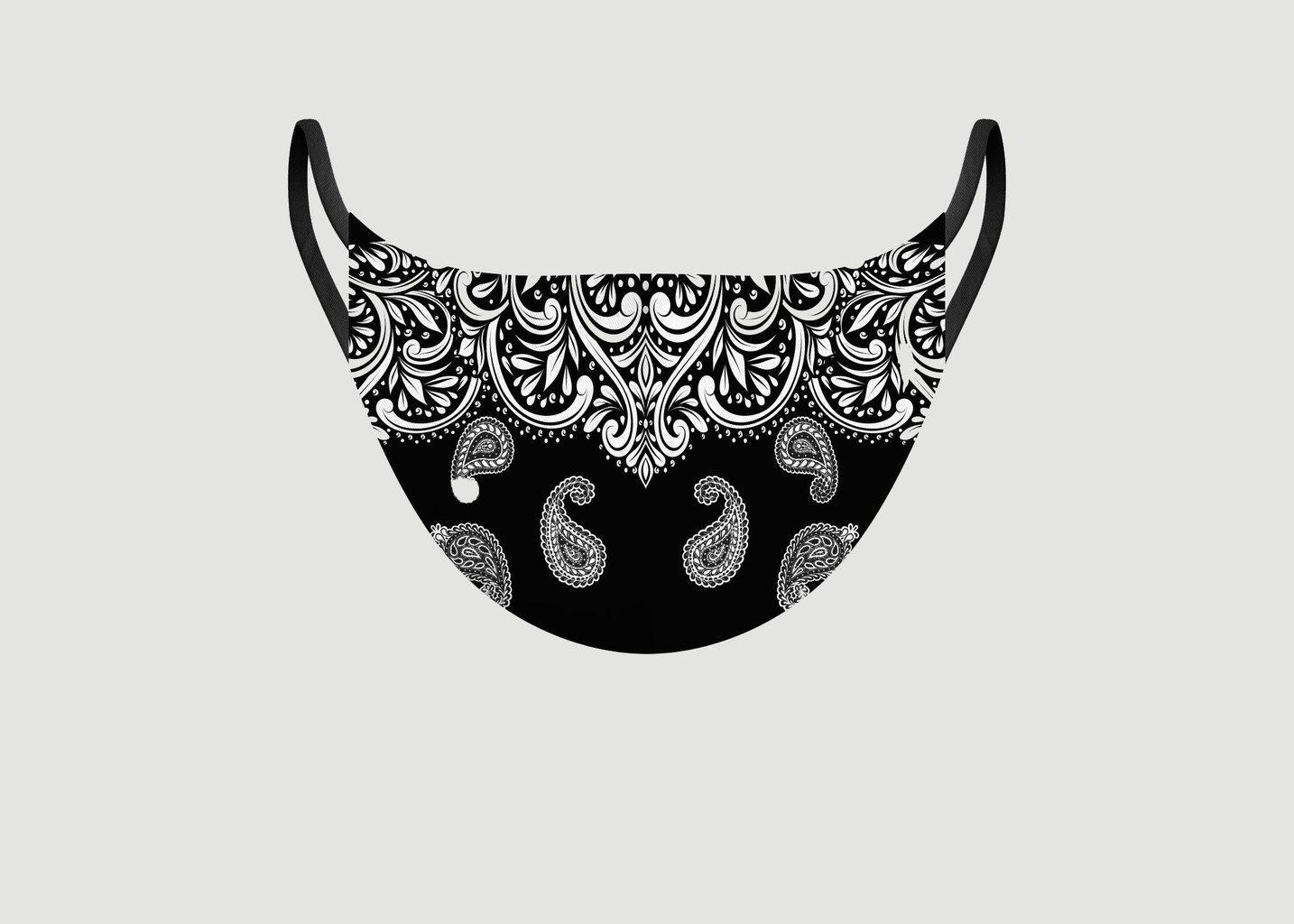 Masque en tissu Gangster Bandana - Pôdevache
