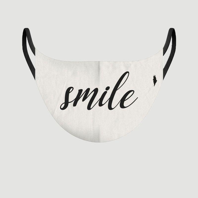 Masque en tissu Utility Smile - Pôdevache