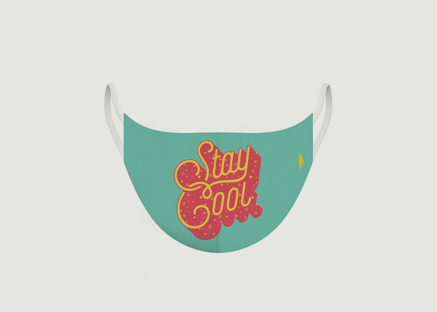 Masque en tissu Stay Cool - Pôdevache