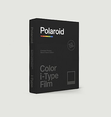 Film Color I Type Black Frame Edition Color