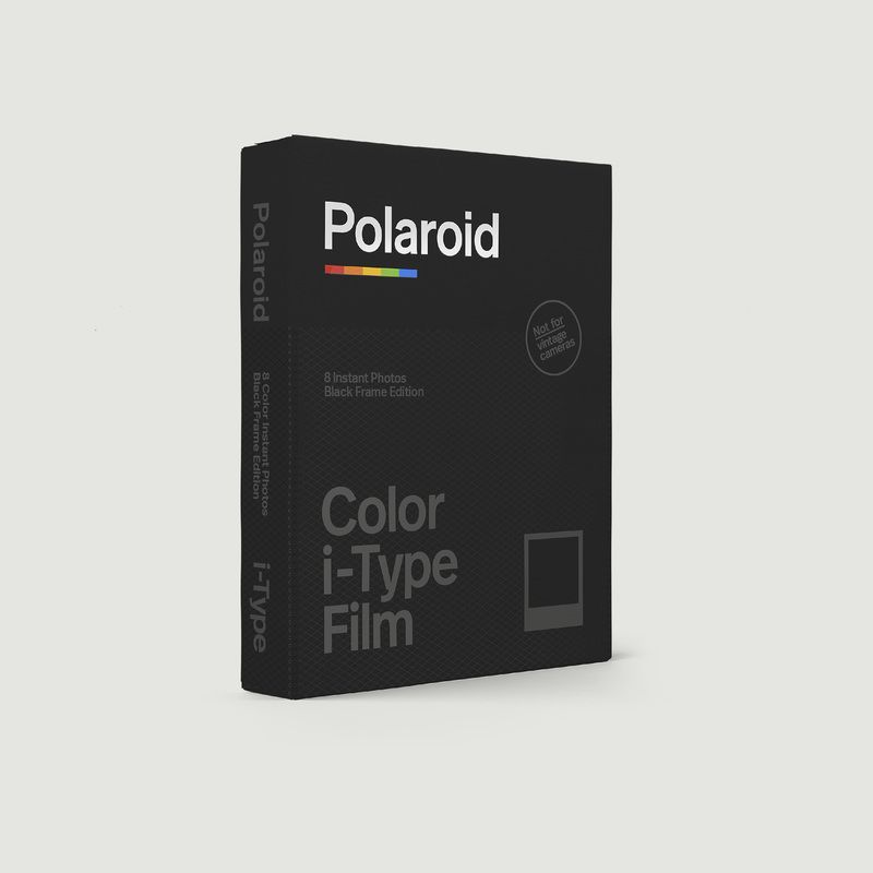 Film Color I Type Black Frame Edition Couleur - Polaroid Originals