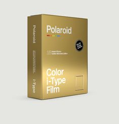 Film I-Type – GoldenMoments Double Pack