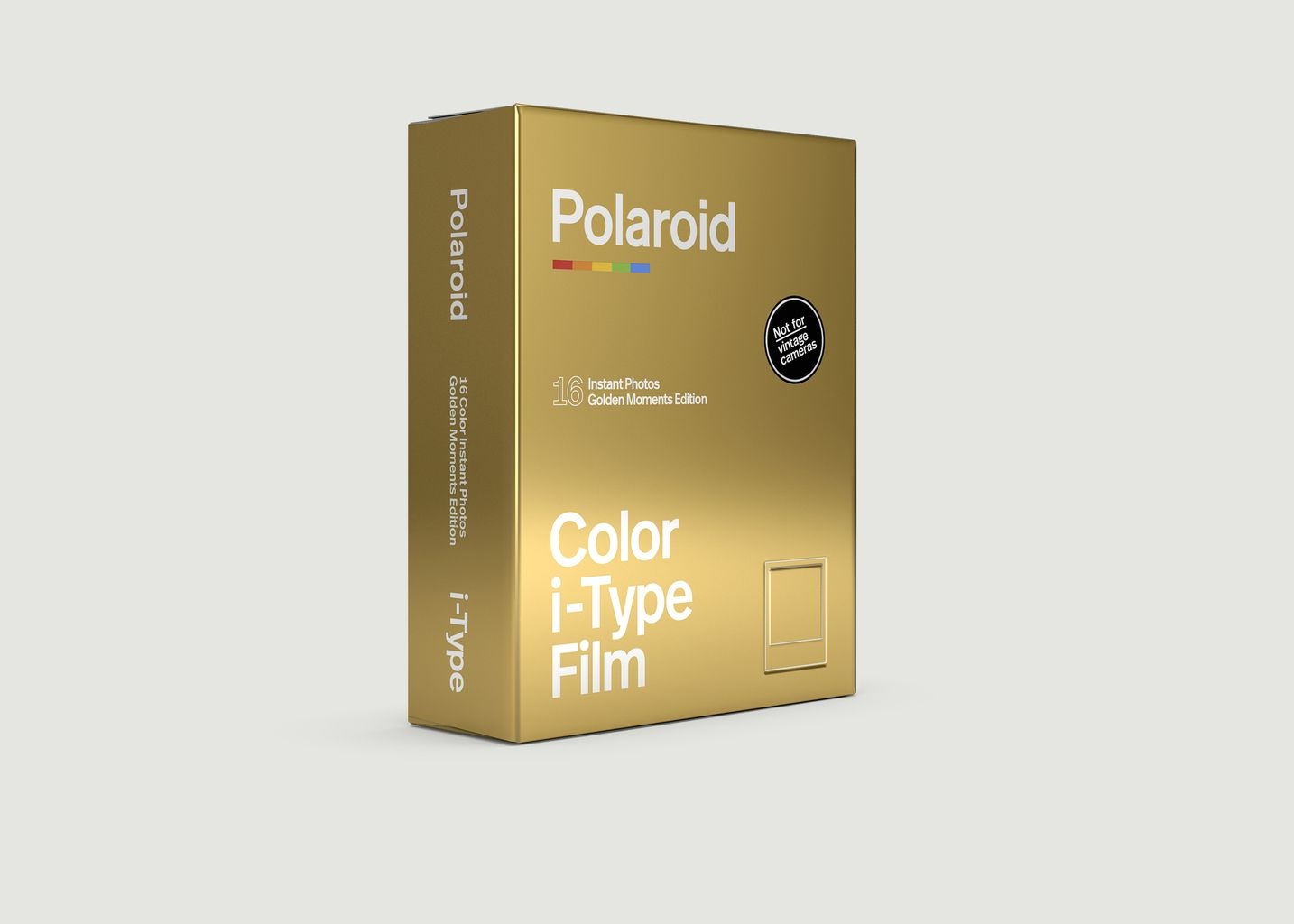 Film I-Type – GoldenMoments Double Pack - Polaroid Originals