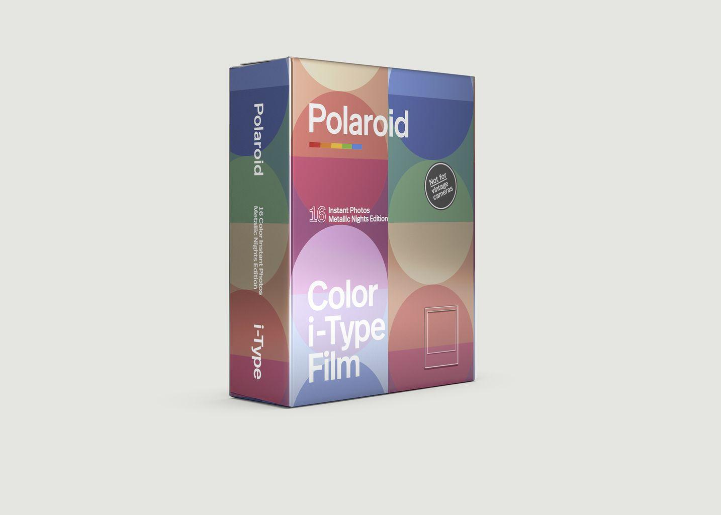 Film I-Type – MetallicNights Double Pack - Polaroid Originals
