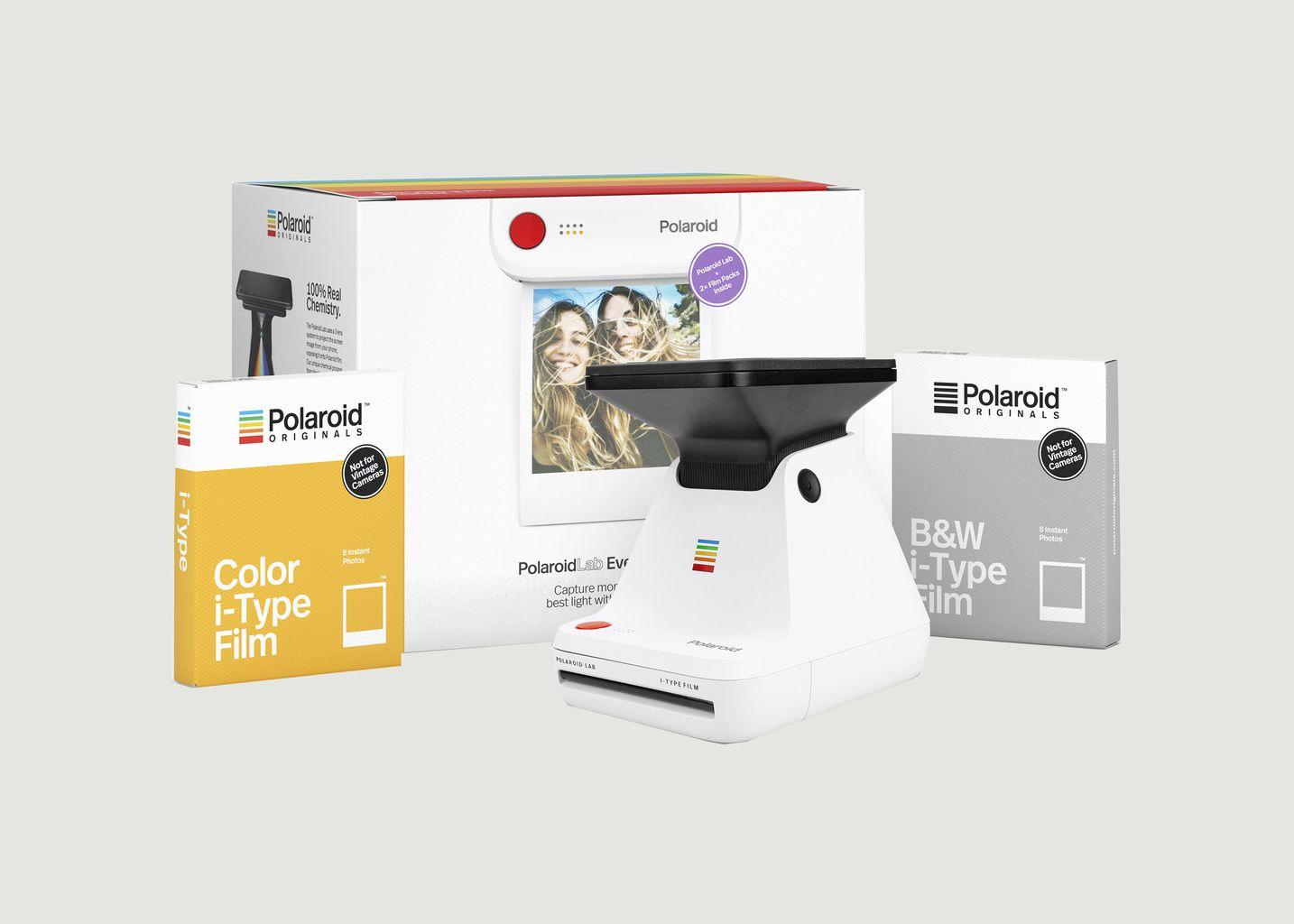 Box Polaroid Lab - Polaroid Originals