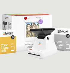 Box Polaroid Lab