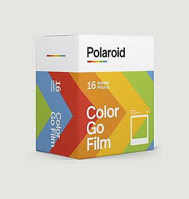 Polaroid Go film – Pellicule couleur instantanée