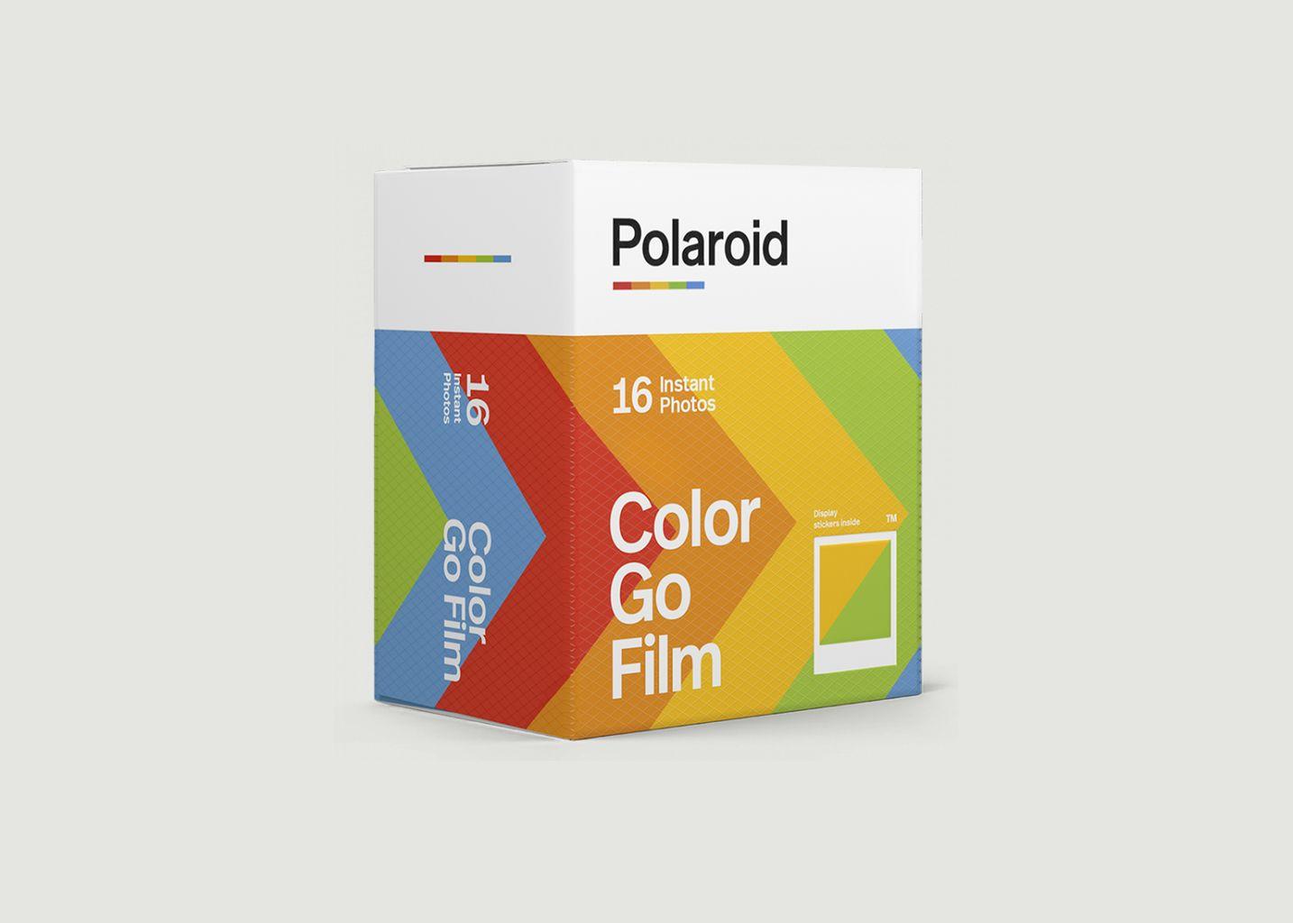 Polaroid Go film – Pellicule couleur instantanée  - Polaroid Originals