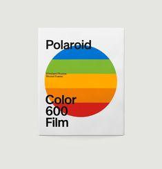 Color film for 600 Polaroid Originals