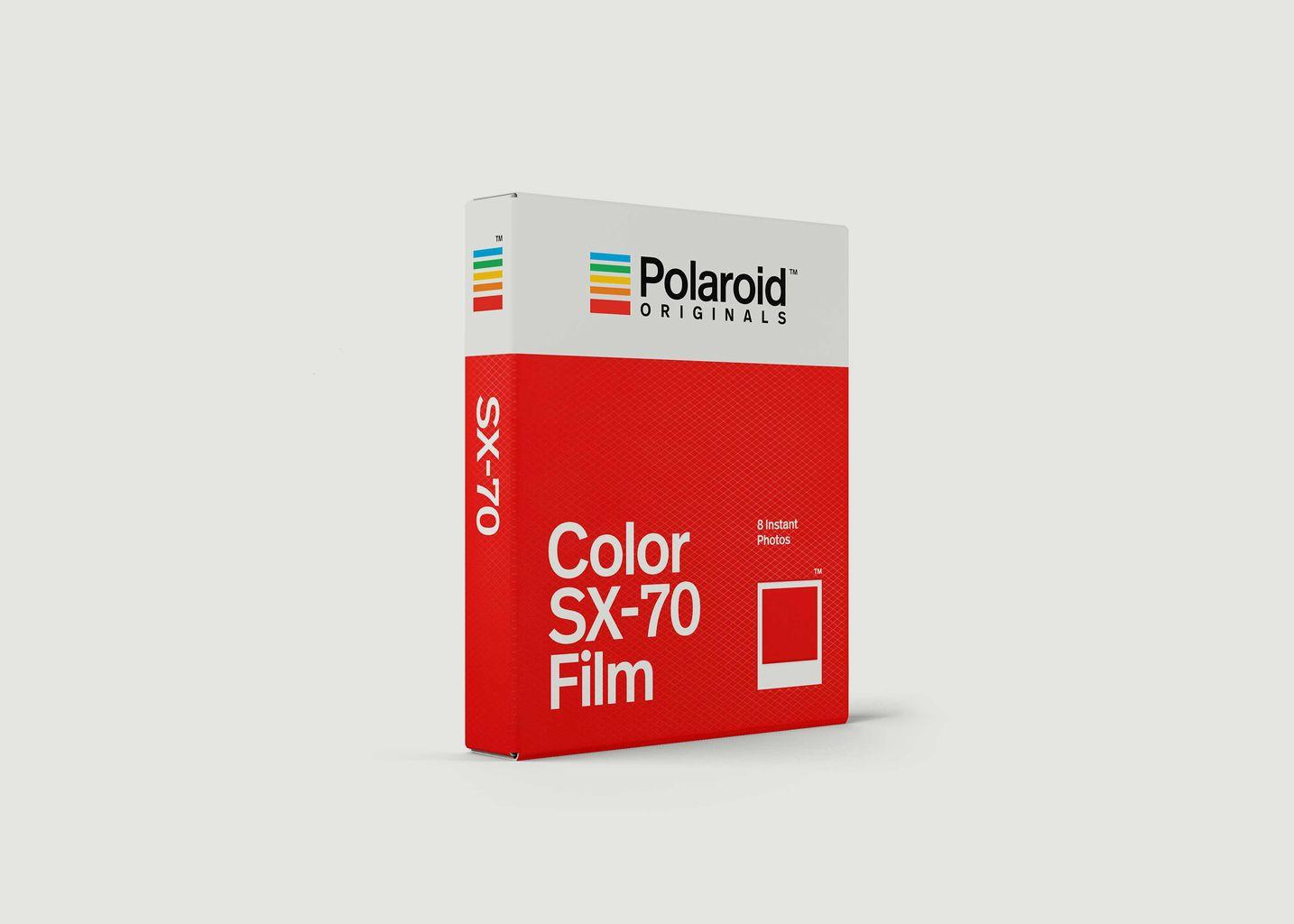 Color Film for SX-70 - Polaroid Originals