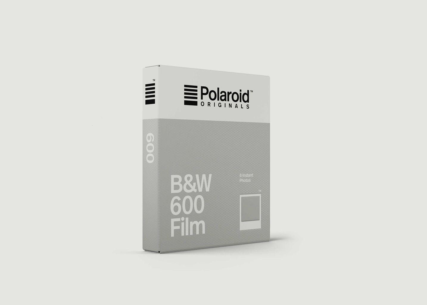 Instant Film - B&W Film pour 600 Noir & Blanc - Polaroid Originals