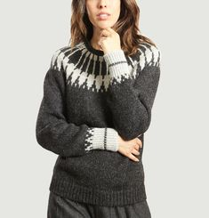 Twelve Alpaca Knit Jumper