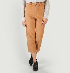 Pantalon Velours Teese
