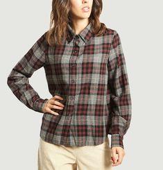 Trish Chequered Shirt