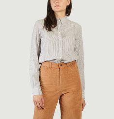 Trish Striped Shirt