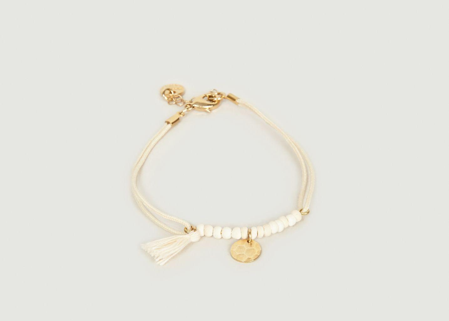 Bracelet Avec Pompon Bianca 1 - Polder