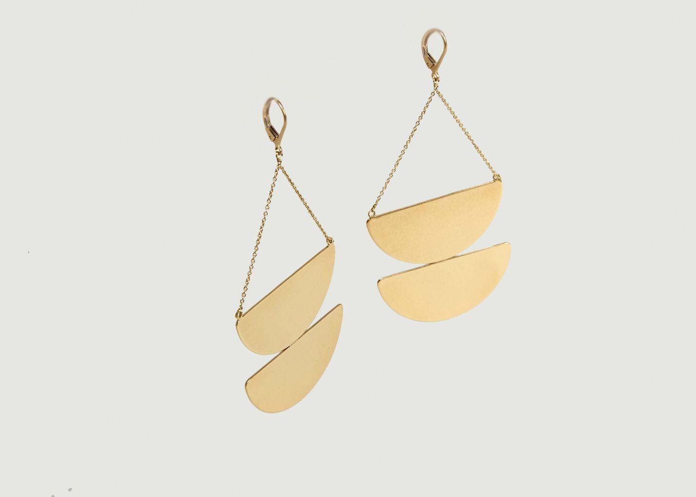 Geometric Earrings - Polder