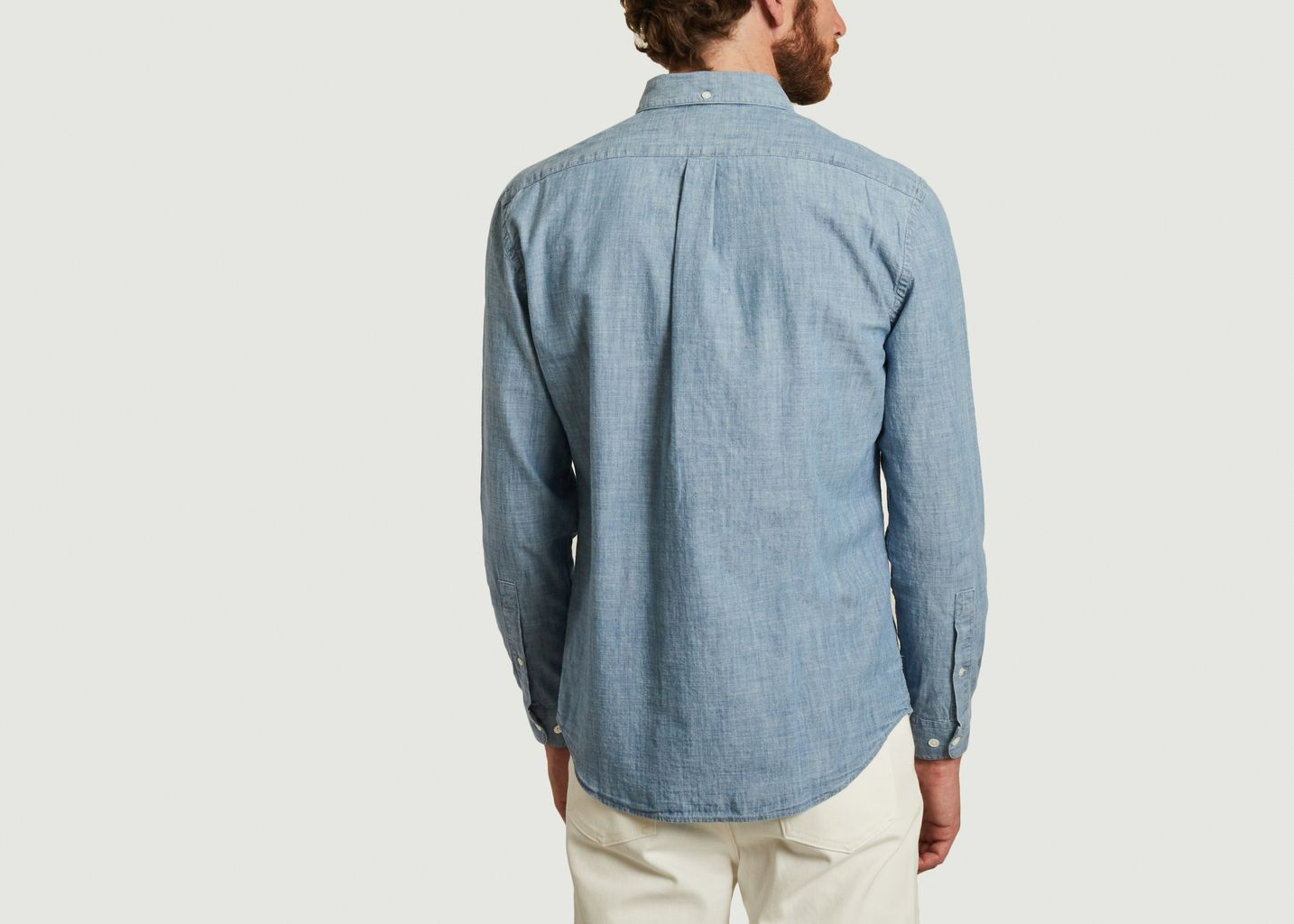 Chemise Chambray - Portuguese Flannel