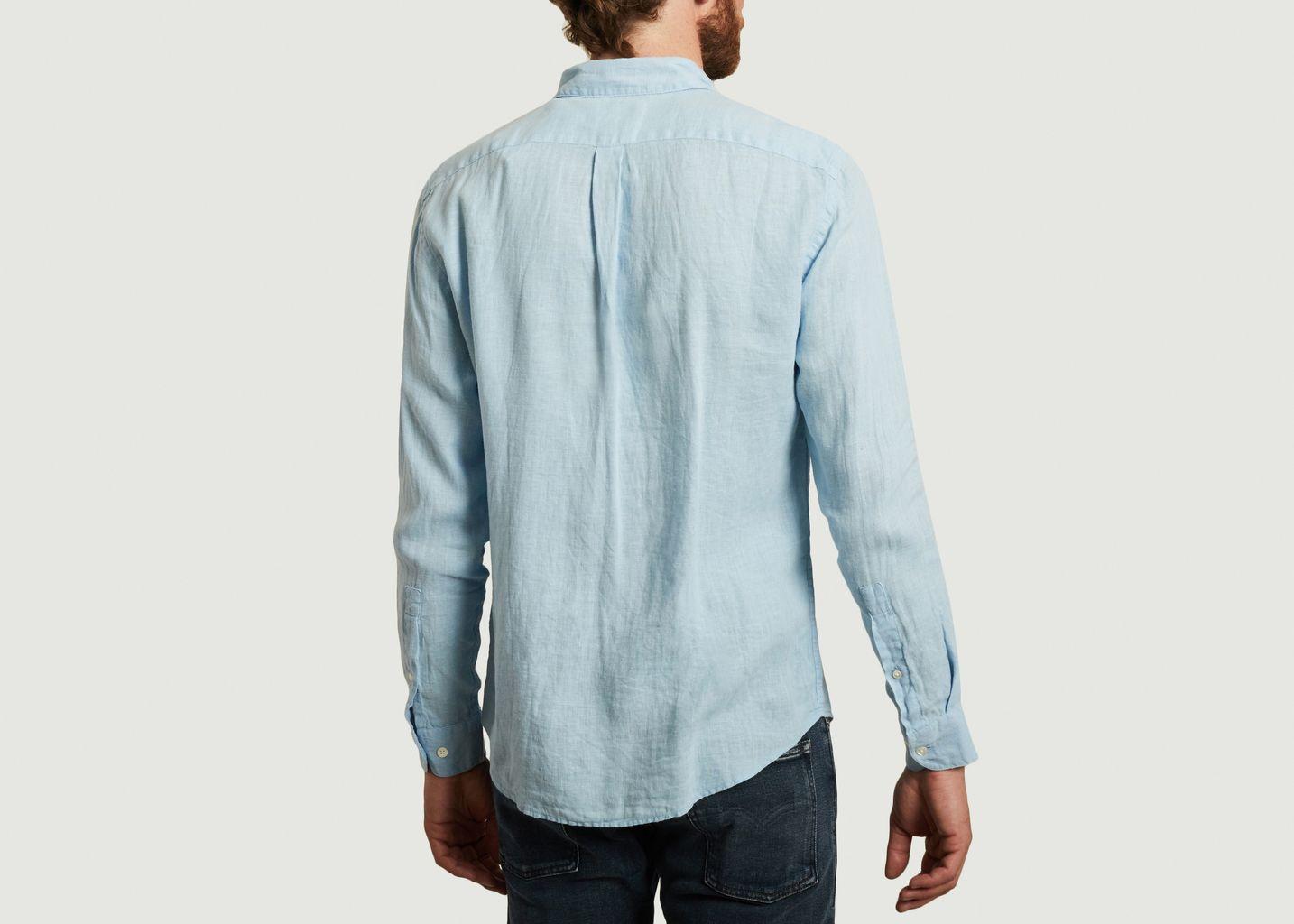 Chemise Lin manches longues - Portuguese Flannel