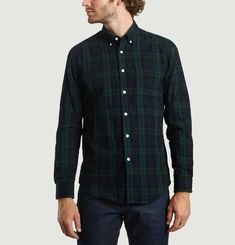Bonfim Chequered Shirt