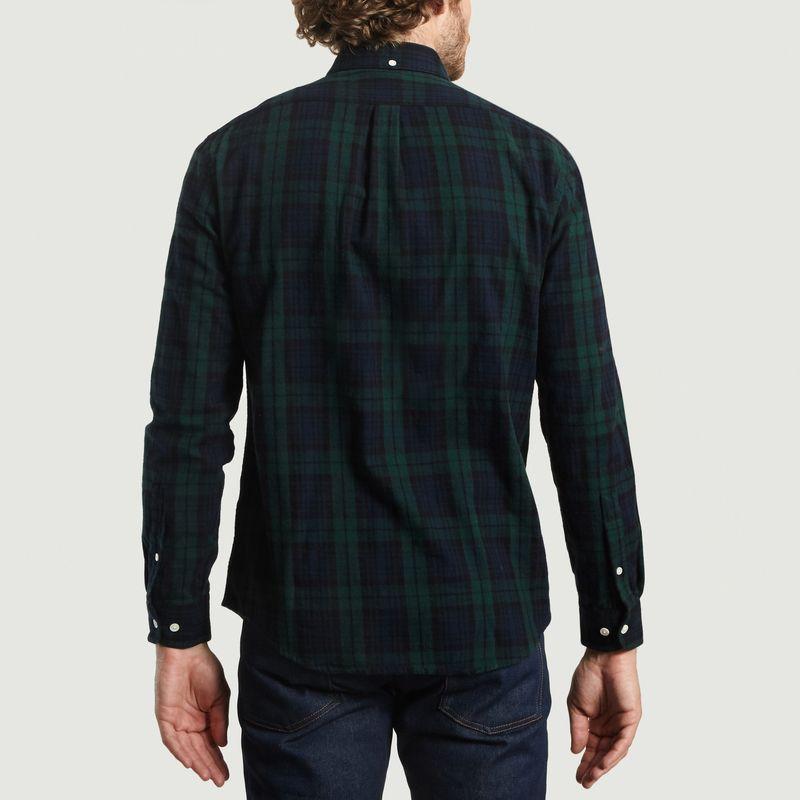 Chemise à Carreaux Bonfim - Portuguese Flannel