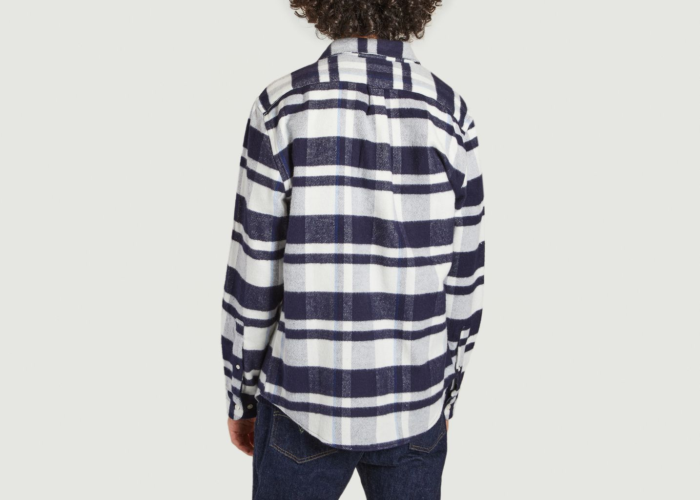 Chemise en flanelle à carreaux Bonefire - Portuguese Flannel