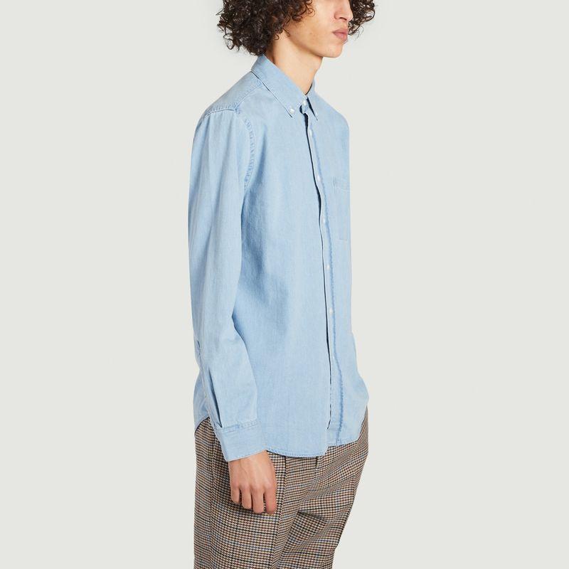 Chemise droite en jean - Portuguese Flannel