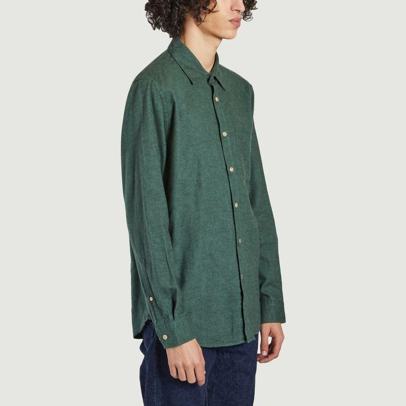 Chemise en flanelle Teca - Portuguese Flannel