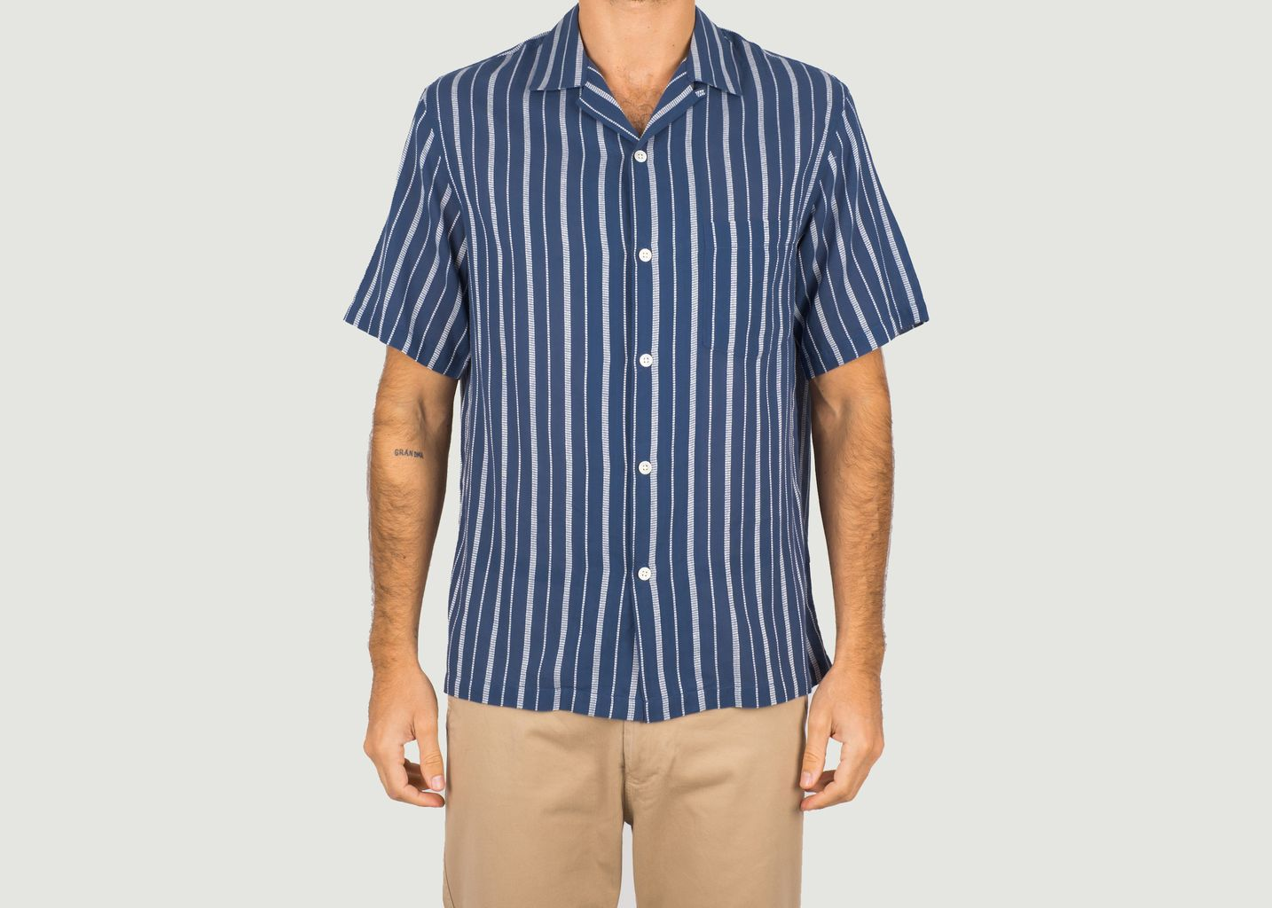 Chemise Jimmy - Portuguese Flannel