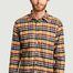 matière Chemise en flanelle à carreaux Autumn Shades - Portuguese Flannel