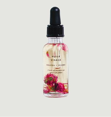 Natural Flowers Facial Oil