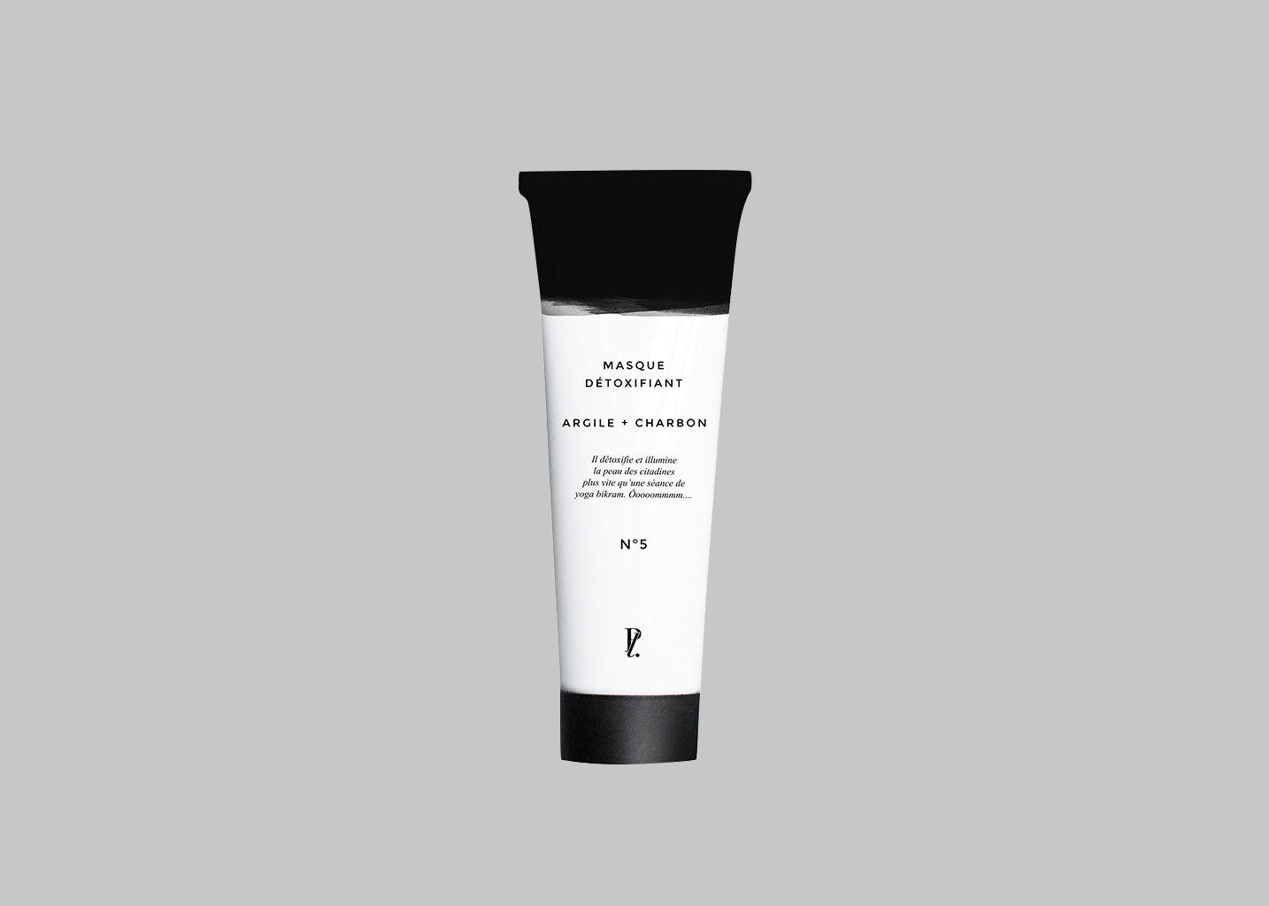 Masque Détoxifiant Charbon + Argile - Prescription Lab