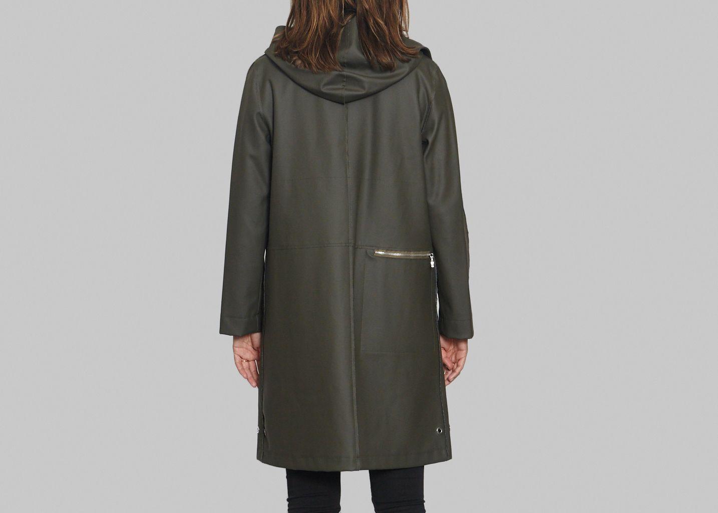 Manteau josephine pr t pour partir khaki en vente chez l 39 exception - Pret pour personne en cdd ...